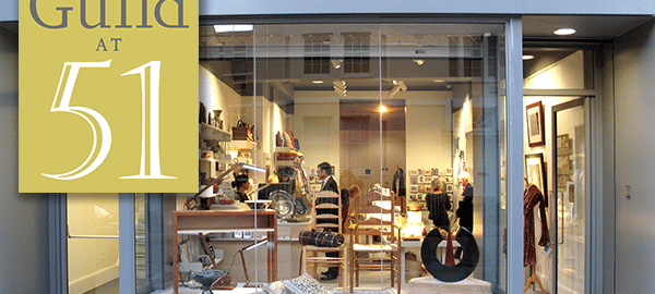 The Guild at 51 shop front