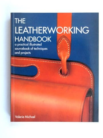 The Leatherworking Handbook Cover